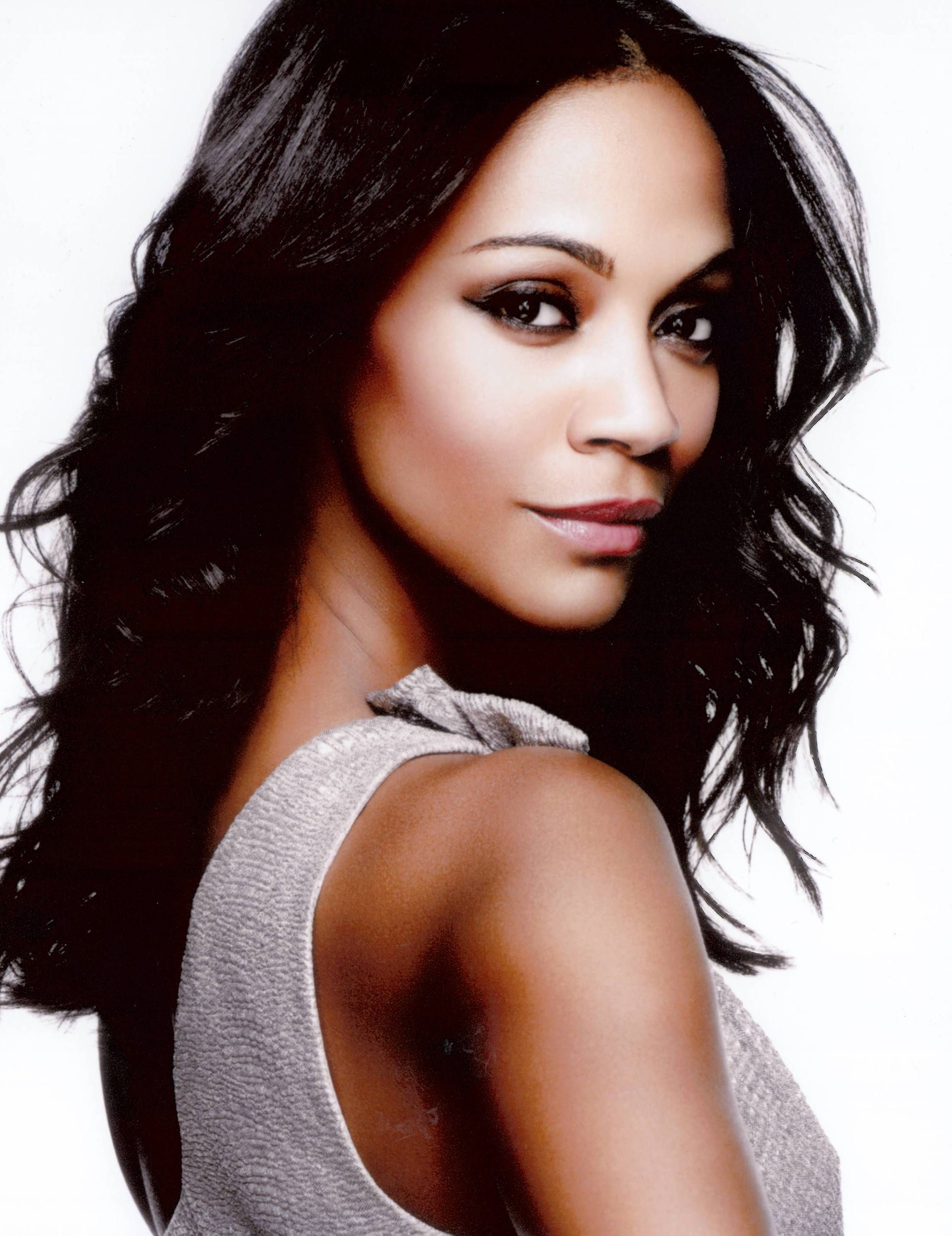 How Motherhood Changed... Zoe Saldana