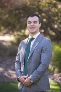 Rob Moore is a Grassroots Advocacy Recruitment Specialist with UNF.