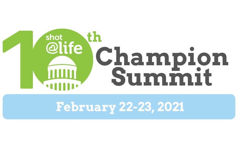 2021 Champion Summit Logo