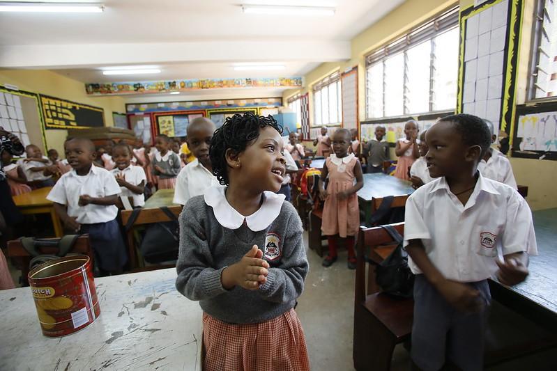 Shot@Life photo of kids in school